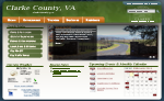 Government Website Design Project
