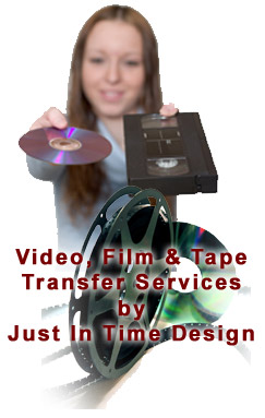 Video, Film and Tape Transfer Services